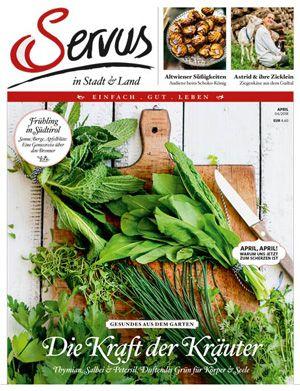 Zeitschrift Servus